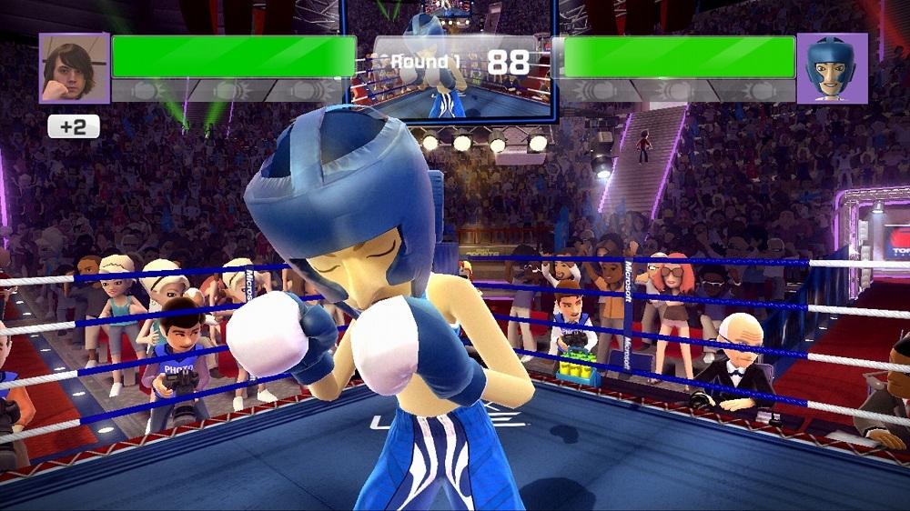 Kinect Sports - Boksing