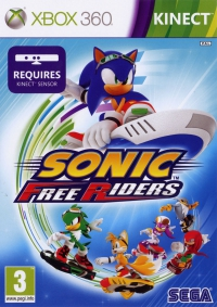 Sonic Freeriders